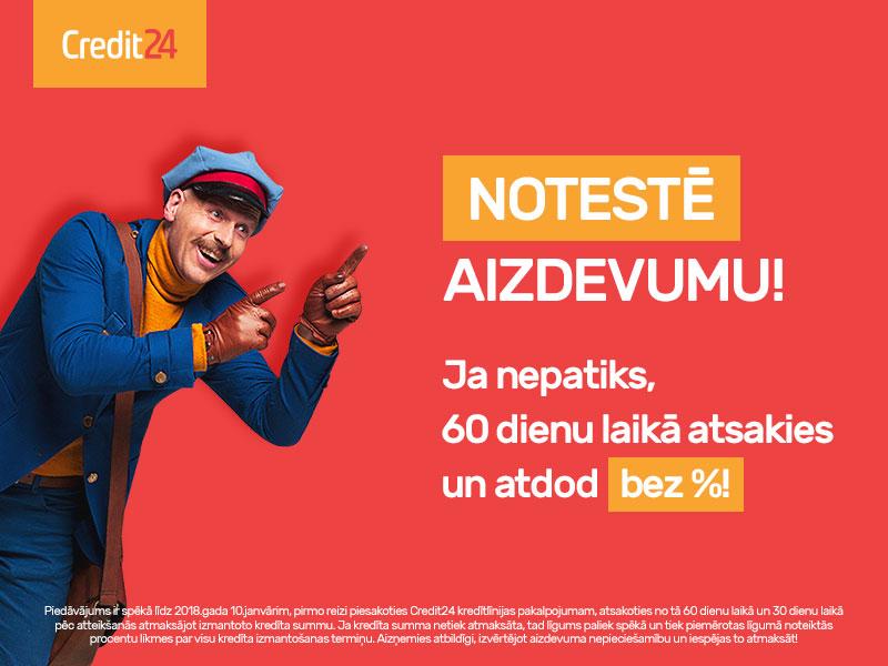 Credit24 piedāvājuma attēls